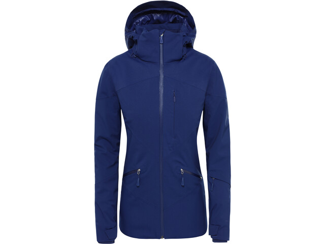 The North Face Lenado Chaqueta Mujer, flag blue